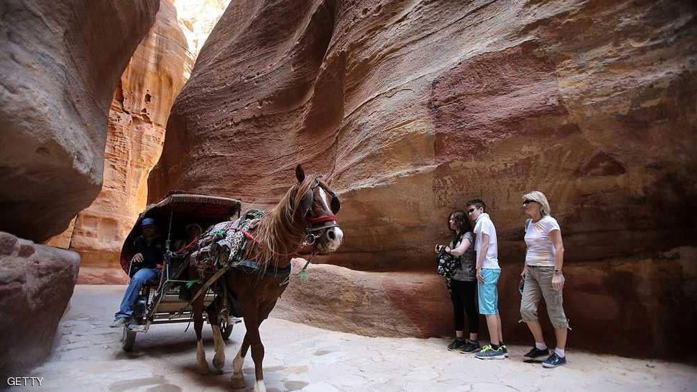 ارتفاع عائدات السياحة الأردنية في 2018