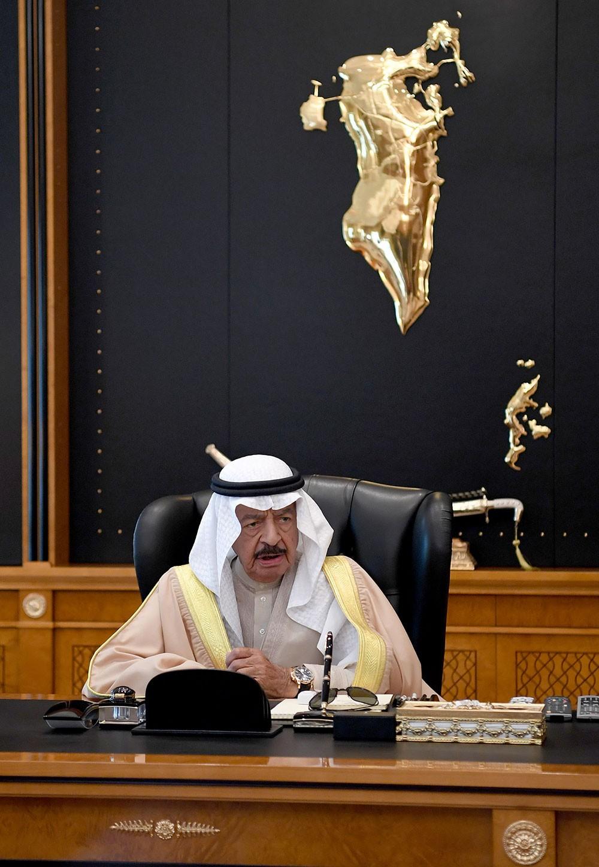سمو رئيس الوزراء يشكر الاشقاء في السعودية والكويت والامارات على دعم الاصلاحات الاقتصادية