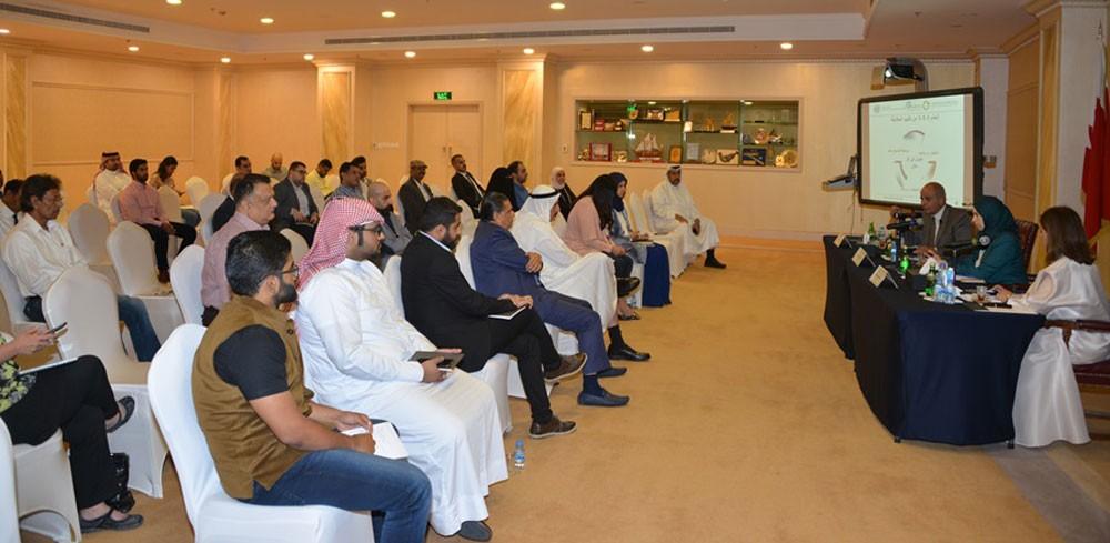 وزارة الصناعة تنظم ورشة المعوقات التي تواجه المنشآت الصغيرة والمتوسطة