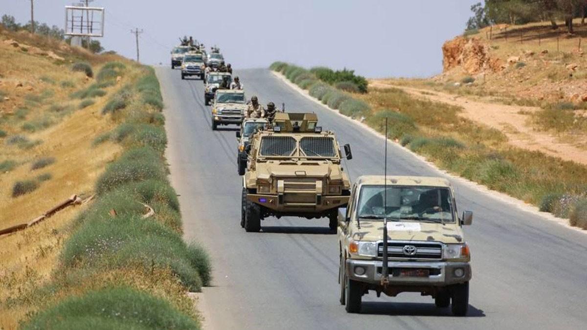 الجيش الوطني الليبي يحرر درنة بالكامل