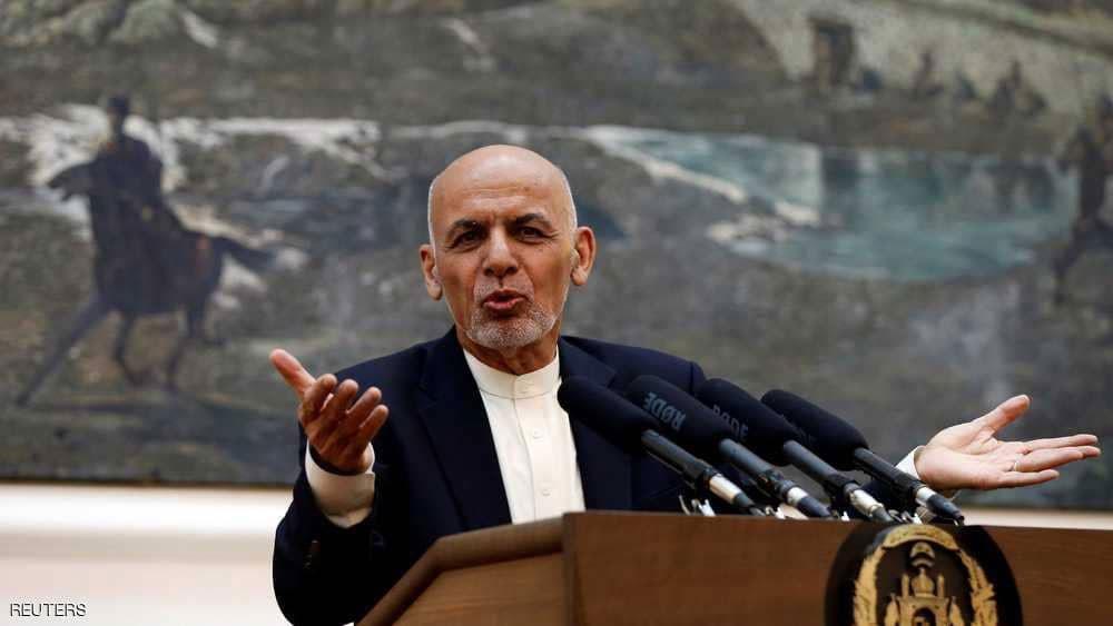 """الرئيس الأفغاني يباغت طالبان بـ""""قرار جديد""""  """