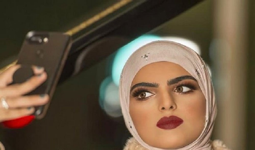 موجة غضب ضد سارة الودعاني في السعودية