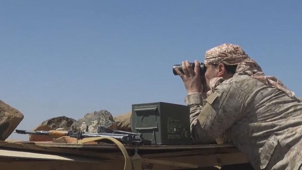 الجيش يتقدم بصعدة وحجة والتحالف يكثف غاراته ضد الحوثي