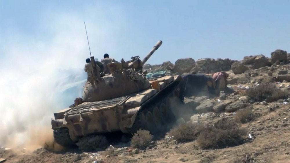 الجيش اليمني يسيطر على التحيتا جنوب الحديدة