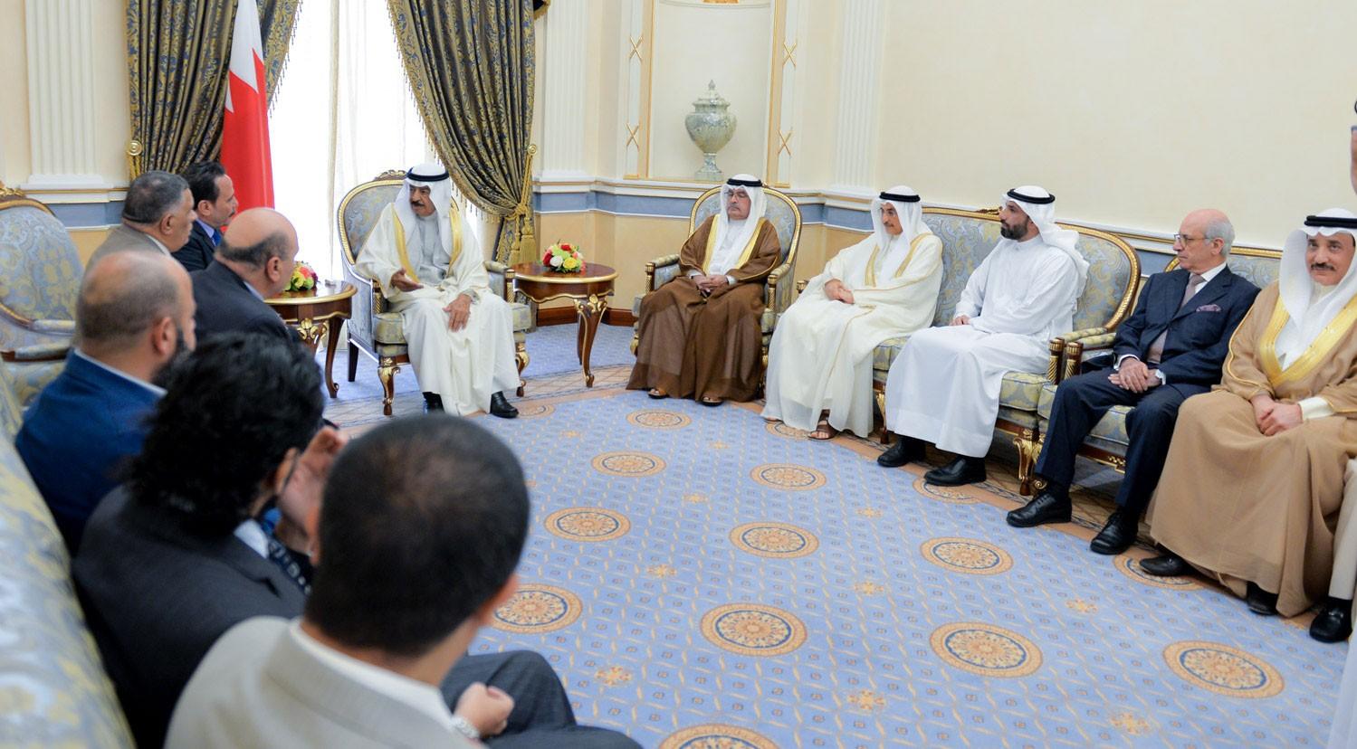 سمو رئيس الوزراء: تنسيق عمالي عربي في المحافل الدولي