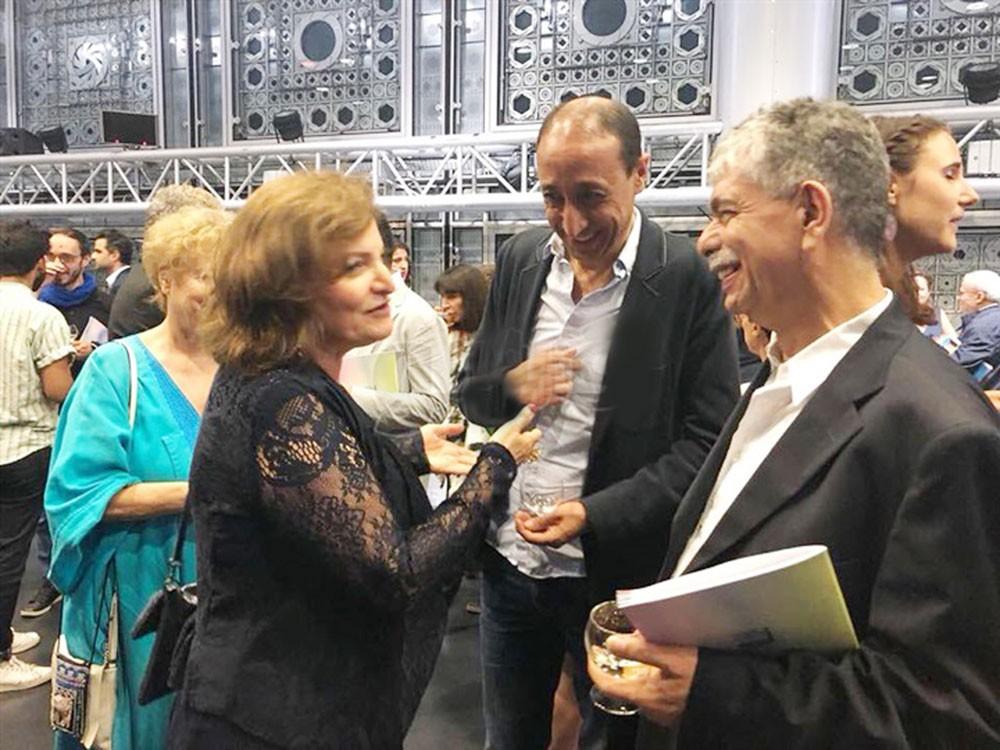 الجونة السينمائي في المهرجان العربي للسينما