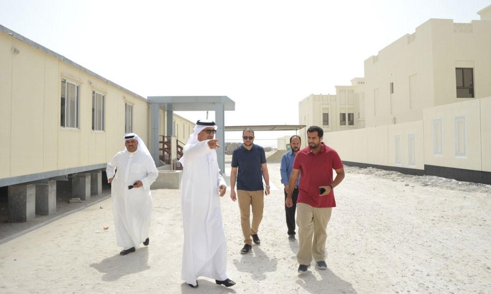 وزير الإسكان: مدينة خليفة تجسد النهج الجديد في تصميمالمدن الإسكانية