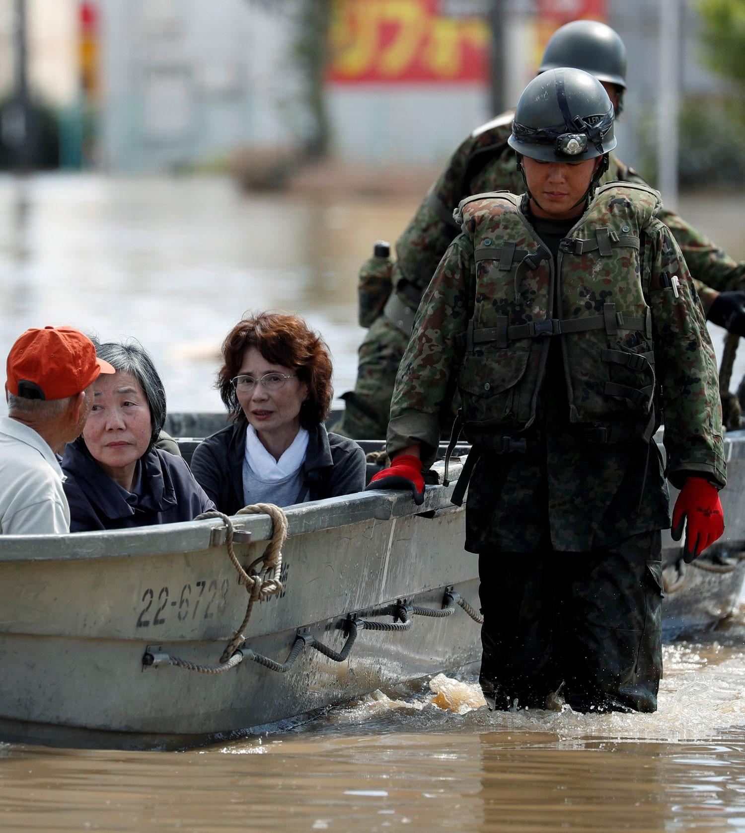 فيضانات اليابان.. 141 قتيلاً بأسوأ كارثة منذ أعوام
