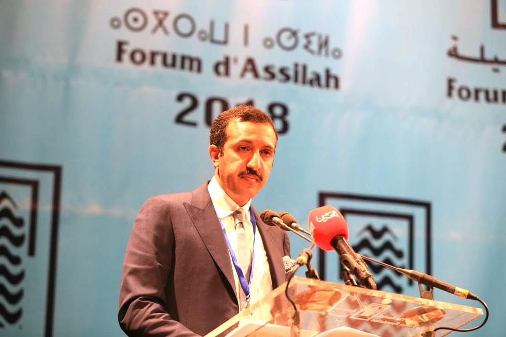 عبدالله بن أحمد: الميثاق أرسى قواعد الدولة المدنية العصرية