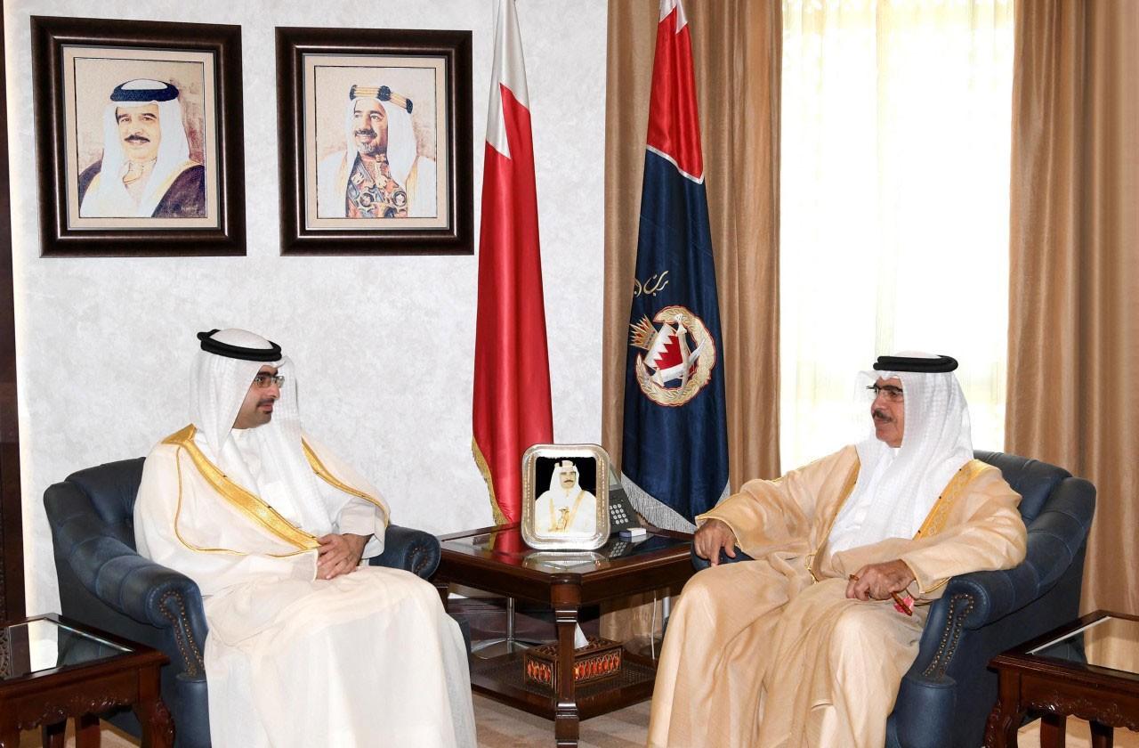 وزير الداخلية يستقبل محافظ الجنوبية ويطلع على تقرير المشاريع والبرامج