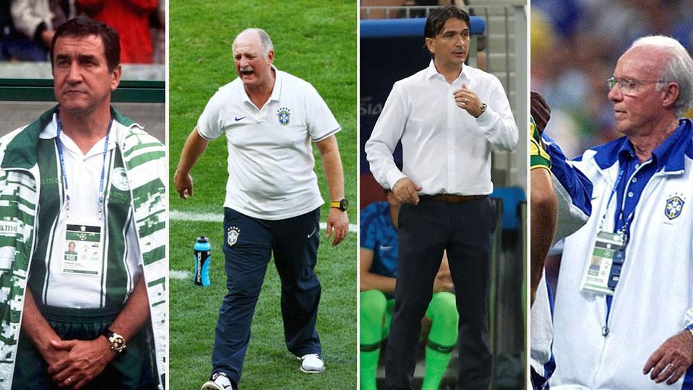 مدربون مروا عبر الكرة السعودية.. ووصلوا نهائي المونديال