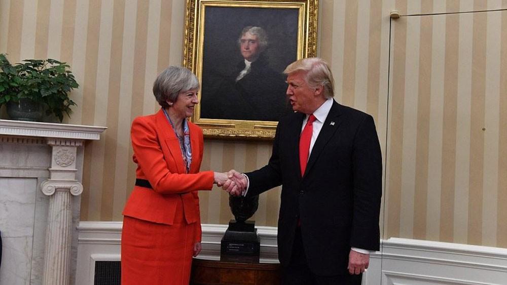 ترمب اليوم ببريطانيا.. اتفاقية تجارة حرة بعد البريكست