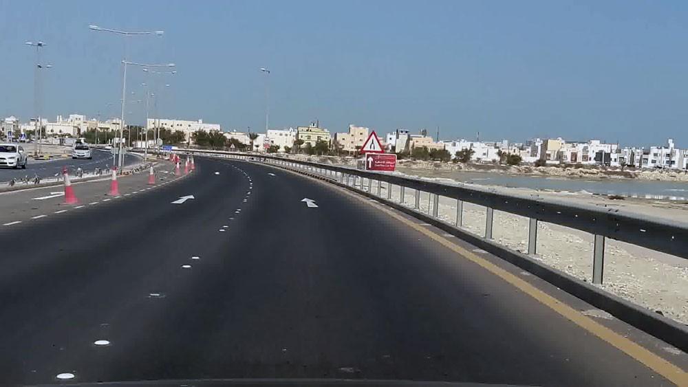 """المرور: لجنة فنية للعمل على رفع معدلات السلامة على شارع """"ريا"""" بالمحرق"""