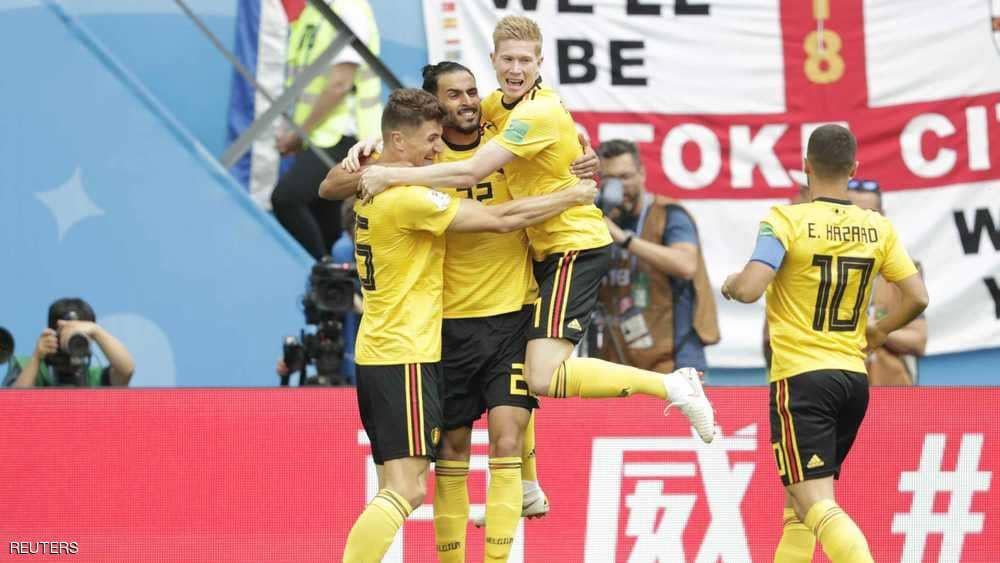 بلجيكا.. ثالث المونديال على حساب إنجلترا