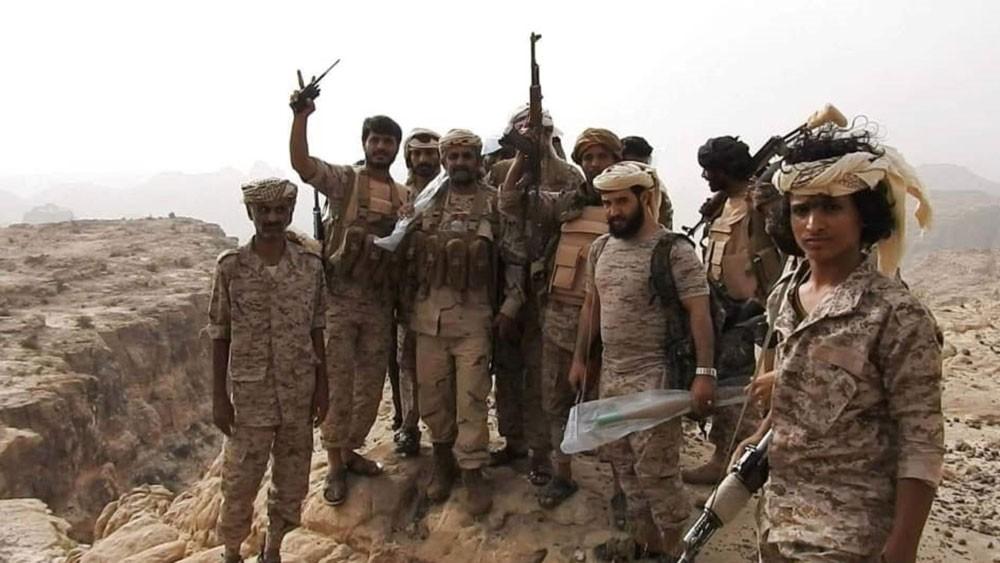 الجيش اليمني يقطع إمداد الحوثيين بين حرض وصعدة