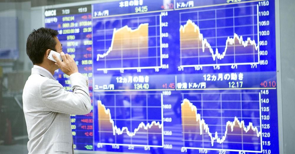 تحسن مؤشرات الأسهم اليابانية في بورصة طوكيو