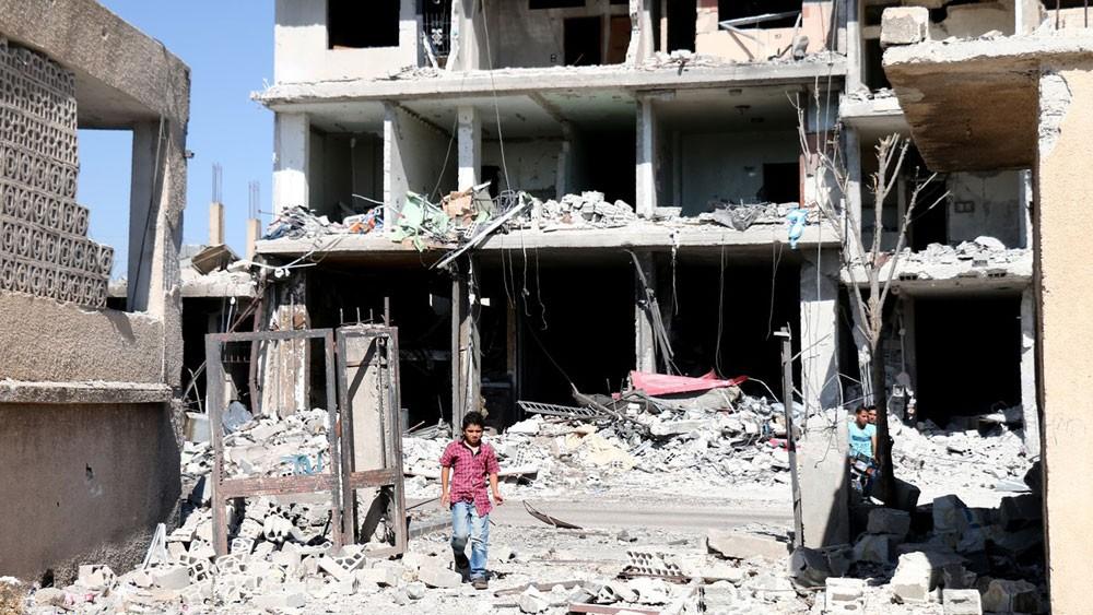 """النظام يكثف قصفه على """"مثلث الموت"""" بين درعا والقنيطرة"""