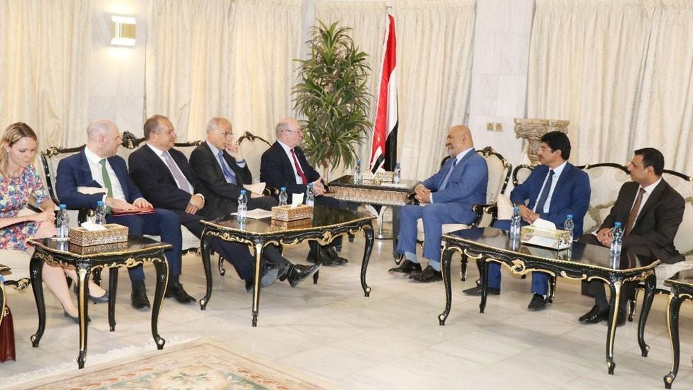 اليماني: لابد من انسحاب الحوثي من هذه المناطق