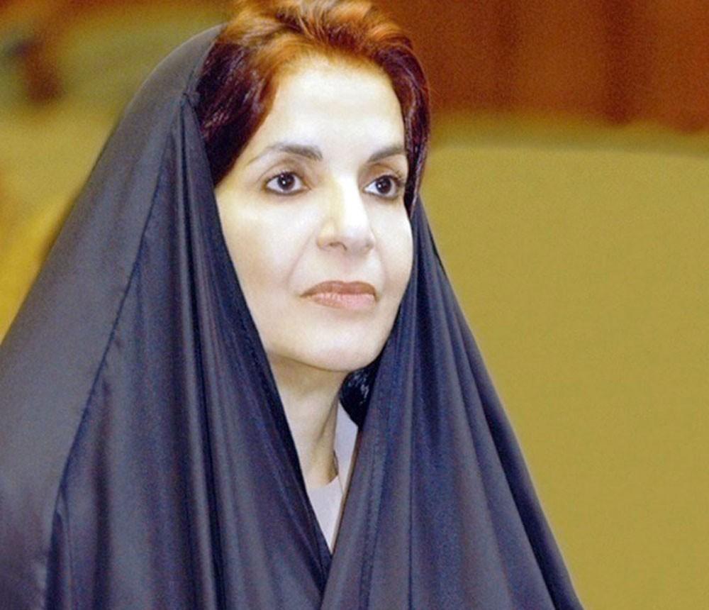 قرينة عاهل البلاد تتلقى برقية شكر جوابية من الشيخة عائشة بنت راشد آل خليفة