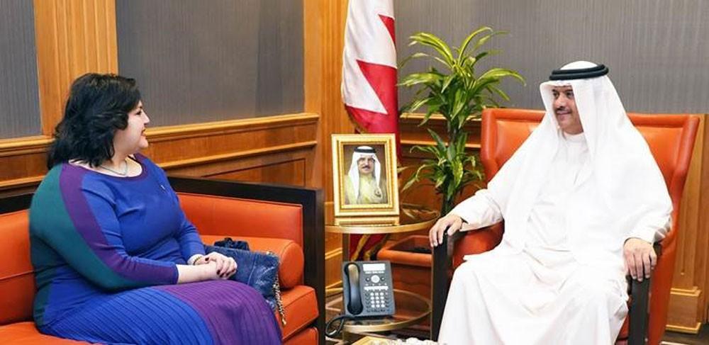 مساعد وزير الخارجية يعرب عن تقديره لدور مجلس الشورى