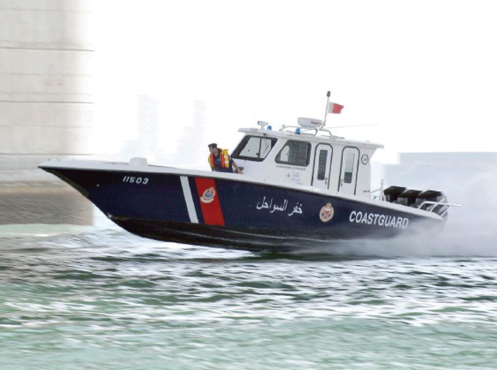 قائد خفر السواحل : ضبط طراد وعلى متنه 270 كيلو من الروبيان المحظور صيده في هذه الفترة من العام
