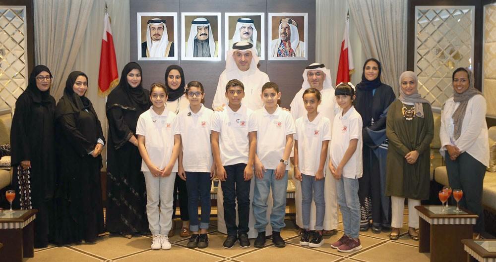 الجودر : نجاح التعاون البحريني الاماراتي يحتم علينا تعميم التجربة الشبابية