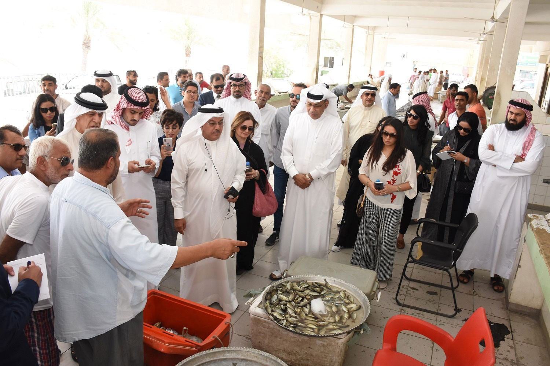 الغرفة تشيد بدور الأسواق في دعم الحركتين السياحية والتجارية