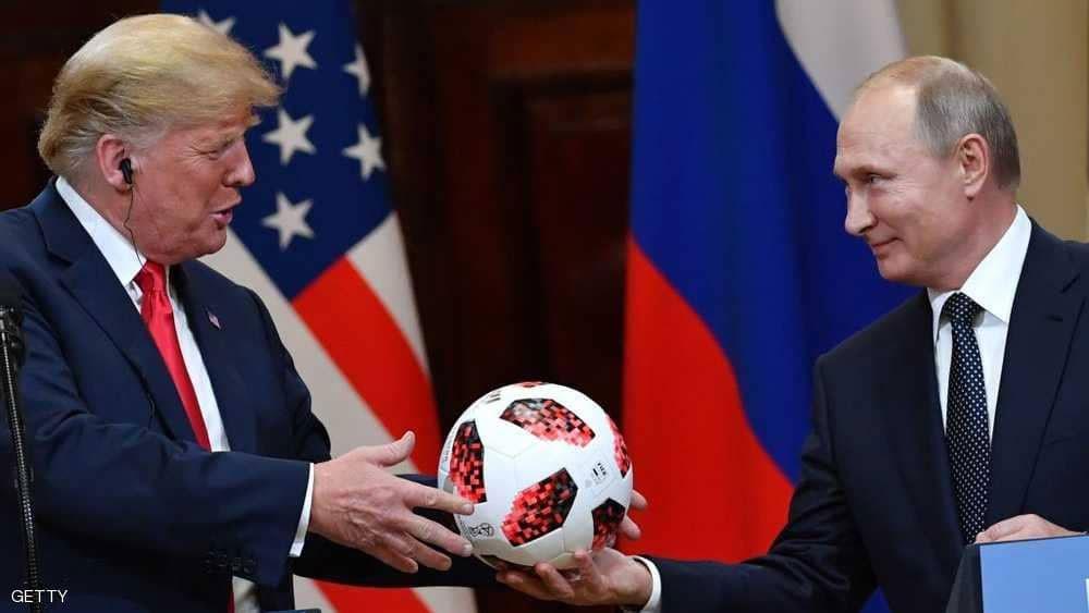 """إخضاع """"هدية بوتن"""" لترامب لفحص أمني  """