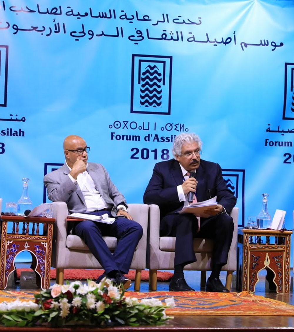 أ. د. حمزة يدعو الجامعات إلى توفير متطلبات الثورة الصناعية الرابعة