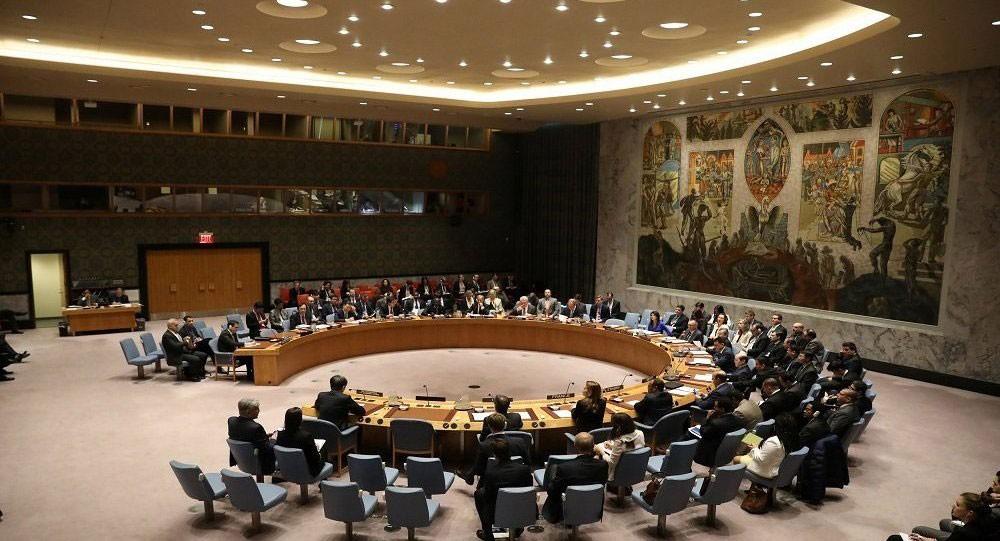 الولايات المتحدة تعترض على المبادرة الروسية بشأن الشرق الأوسط في مجلس الأمن الدولي