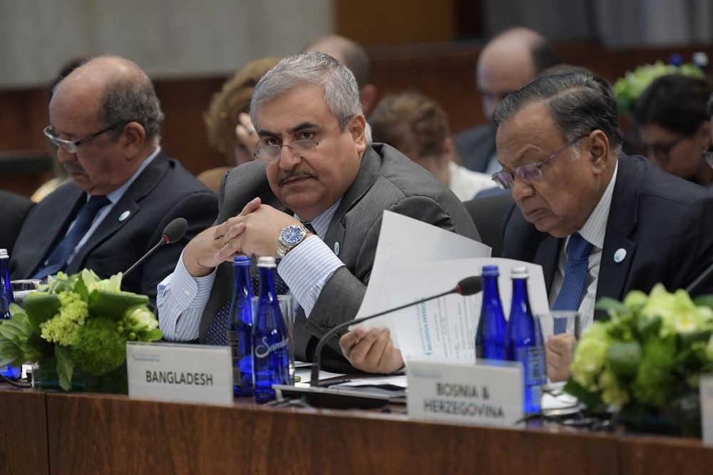 وزير الخارجية يشارك في المؤتمر الوزاري من أجل تعزيز الحرية الدينية