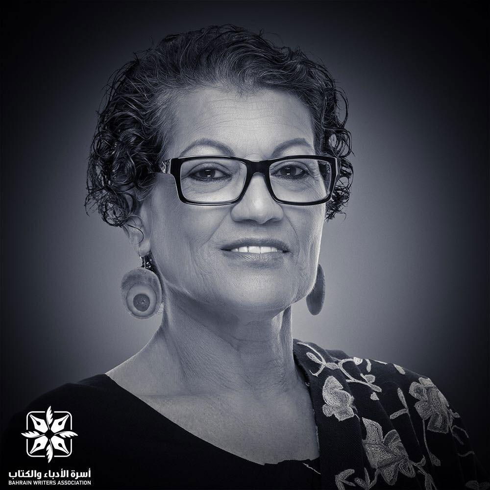 وفاة الفنانة والشاعرة البحرينية سامية انجنير