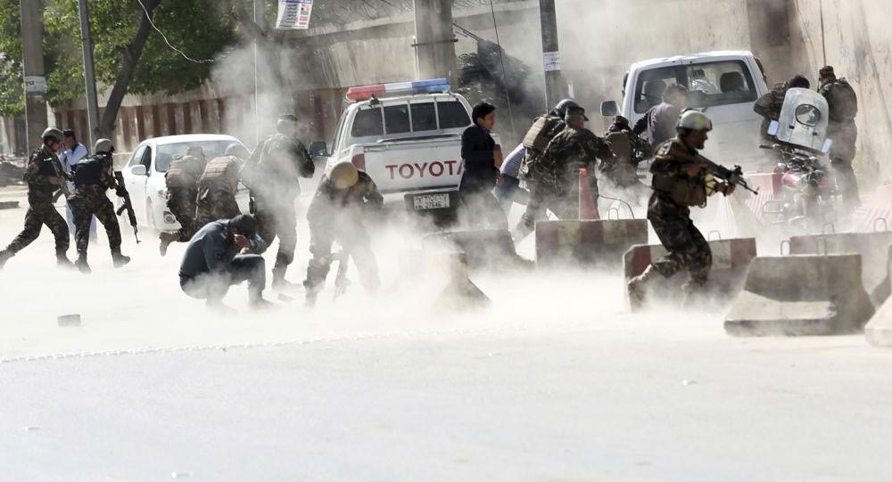 """هجوم على مركز طبي لتدريب """"القابلات"""" شرقي أفغانستان"""