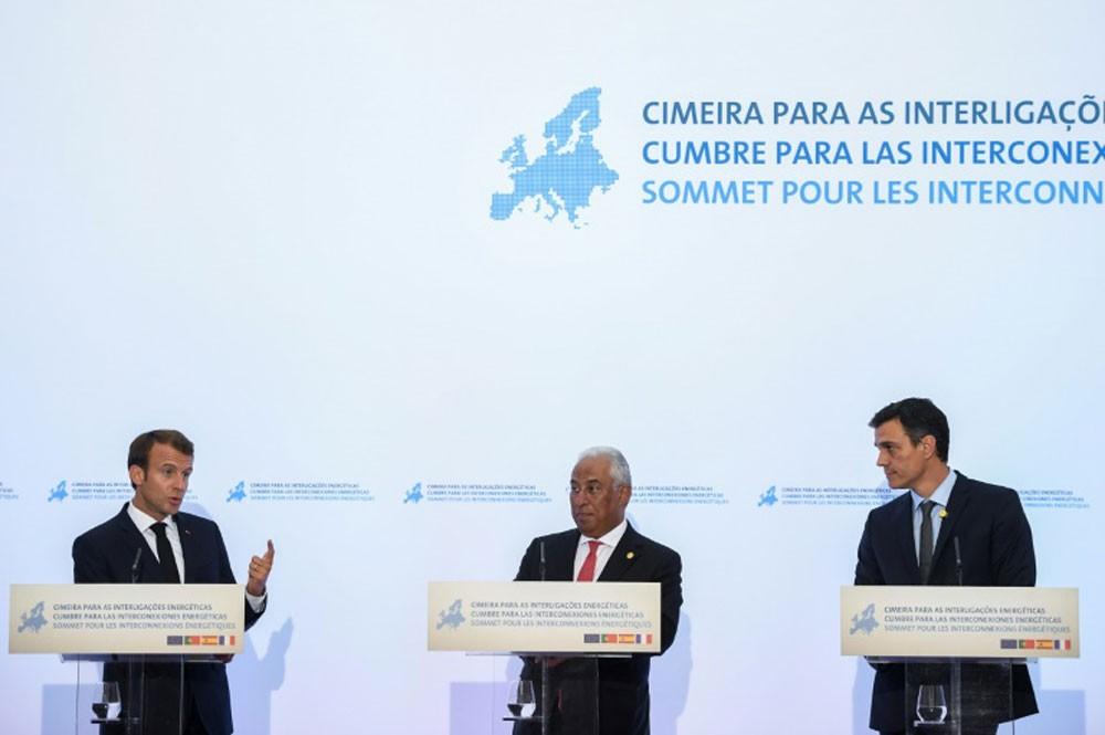 فرنسا وإسبانيا والبرتغال تعززان مشاريع ربط الطاقة بينها