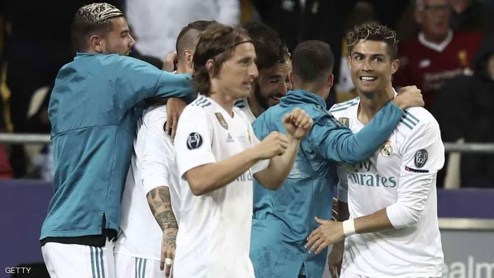 نجم آخر في ريال مدريد قد يلحق برونالدو