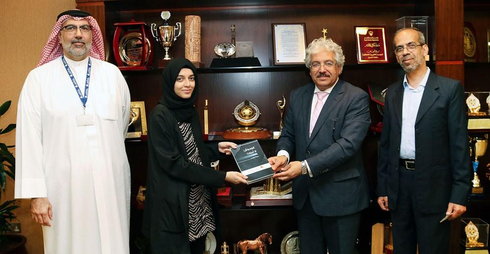 أ.د. حمزة: جائزة خالد بن حمد للروائيين الشباب حافز كبير ليعرب الشباب عن طاقاتهم الأدبية