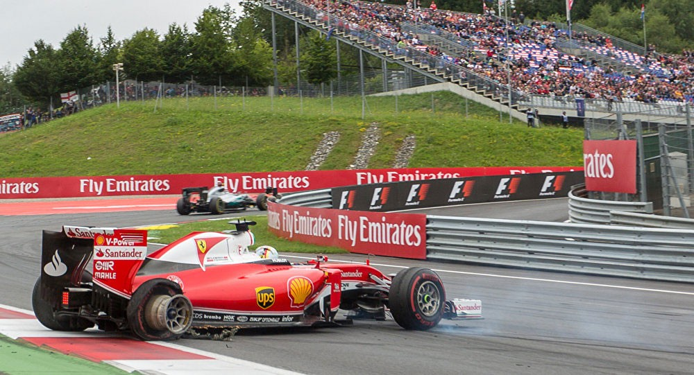 راسل يسجل زمنا قياسيا غير رسمي على حلبة هانجارورينج خلال اختبارات فورمولا 1