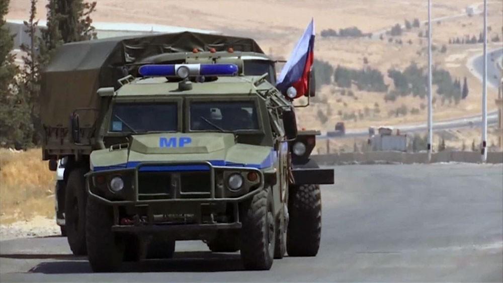 موسكو: سننشر عناصر من الشرطة الروسية في الجولان