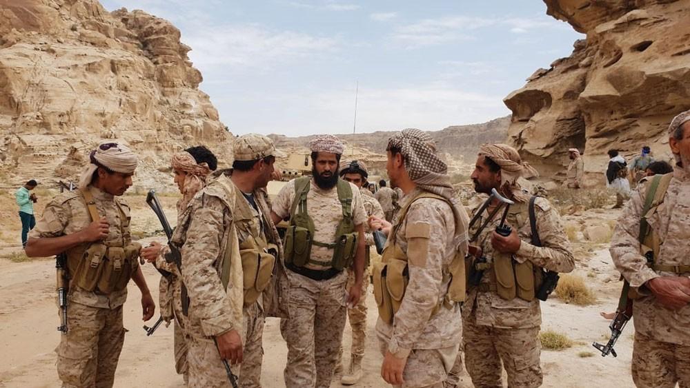 صعدة.. الجيش اليمني يحكم سيطرته على الطريق الدولي