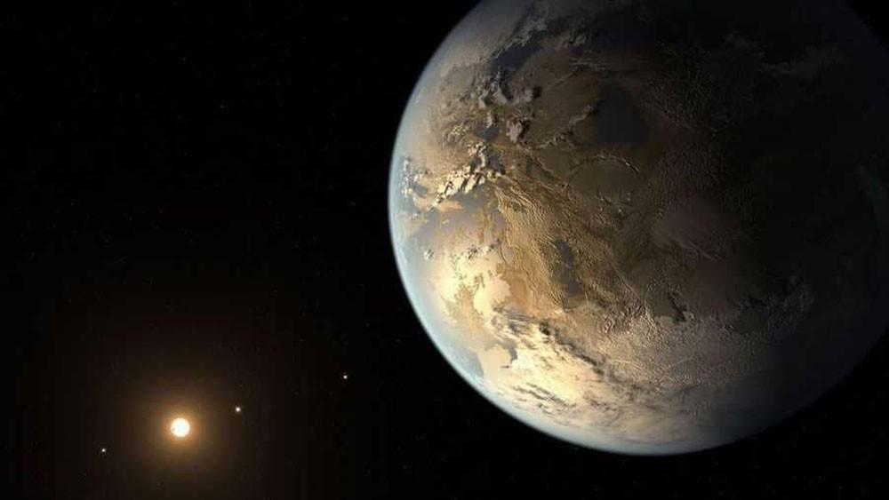 """""""الأرض العملاقة"""".. كوكب جديد مرشح لاستضافة الفضائيين"""