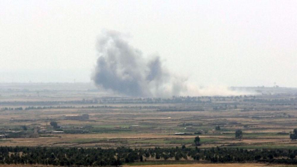 مقتل 7 مسلحين بالجولان السورية بقصف إسرائيلي