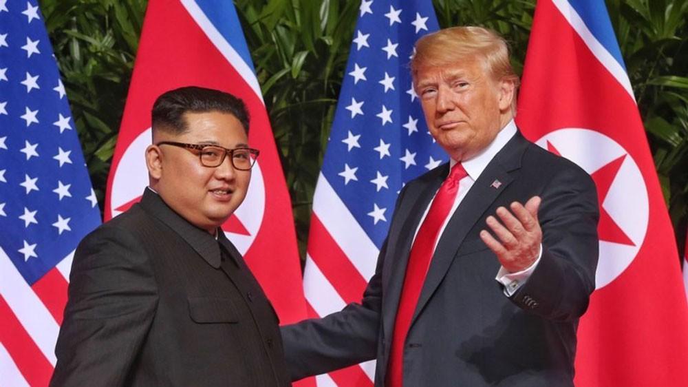 البيت الأبيض: ترمب تلقى رسالة من زعيم كوريا الشمالية