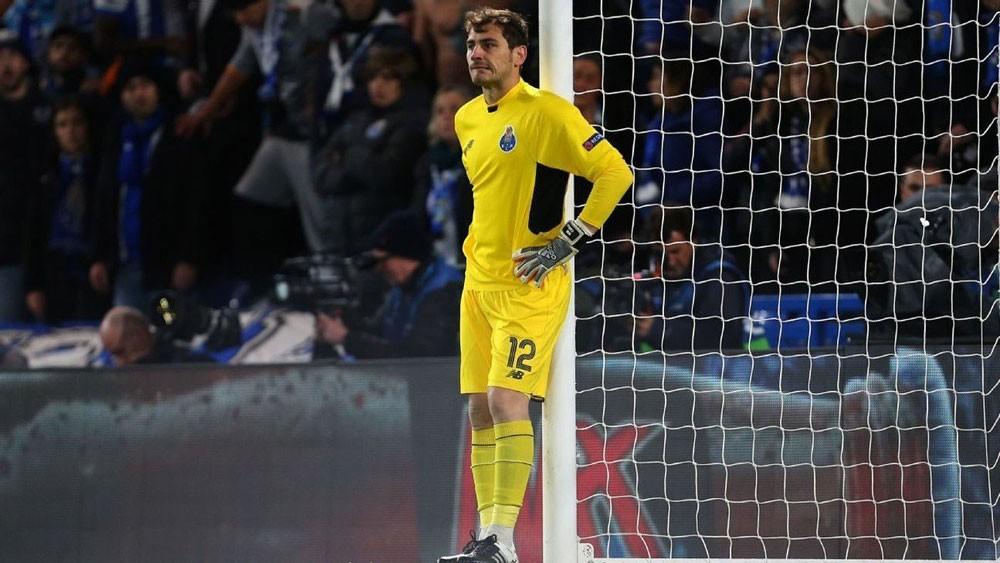 كاسياس يرغب في إنهاء مسيرته بعيدا عن مدريد