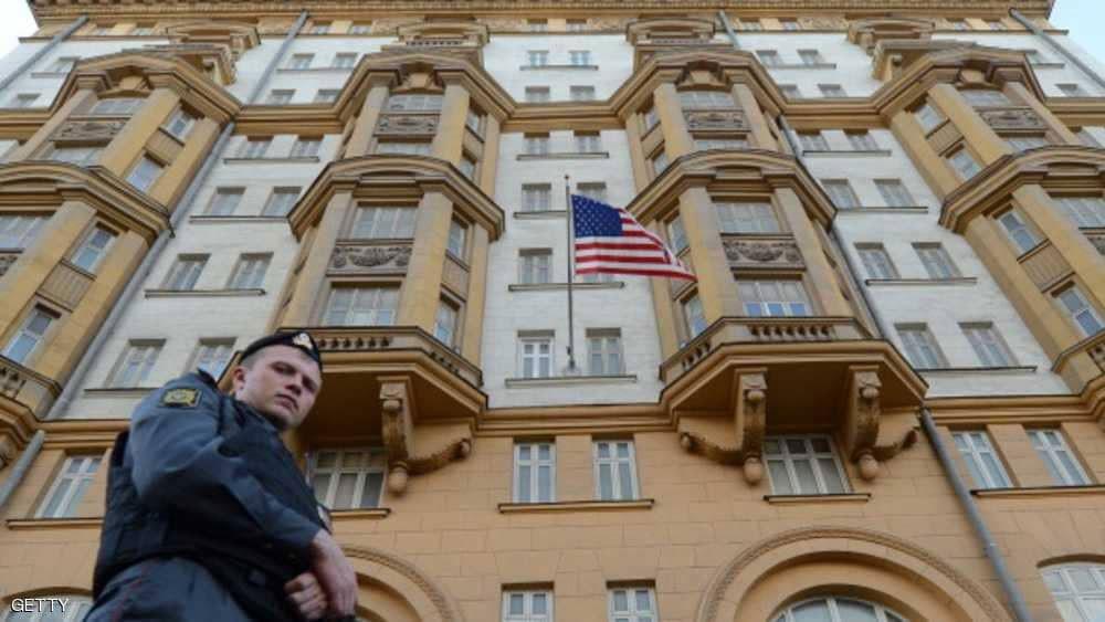 كشف مخابراتي مثير : جاسوسة روسية بقلب السفارة الأميركية
