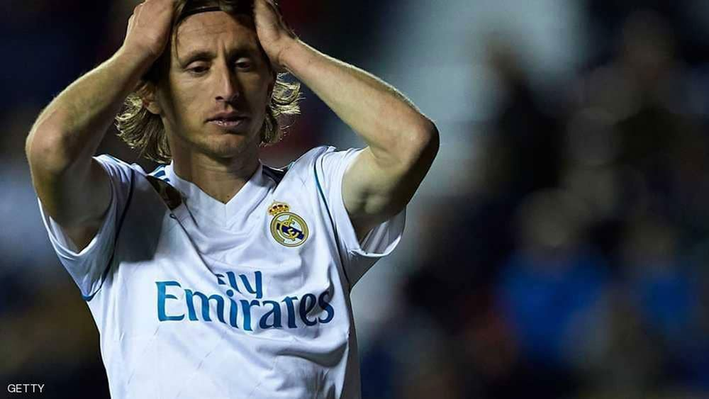 تقارير: مودريتش لايزال مصرا على مغادرة ريال مدريد