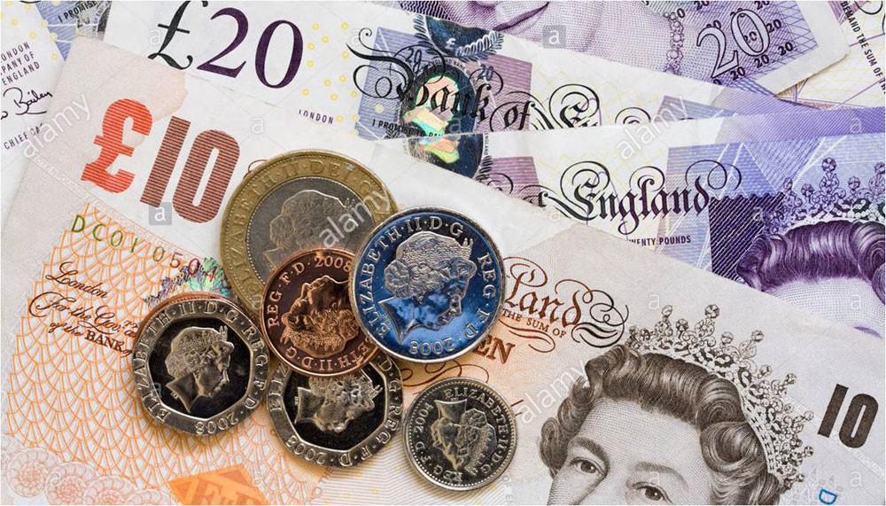 العملة البريطانية تهوي لأدنى مستوى في 11 شهراً