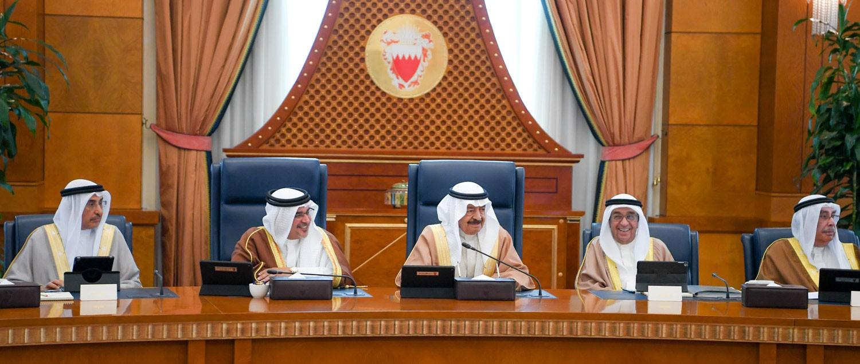 سمو رئيس الوزراء البحرين تقف مع السعودية لمواجهة التدخلات في شأنها الداخلي