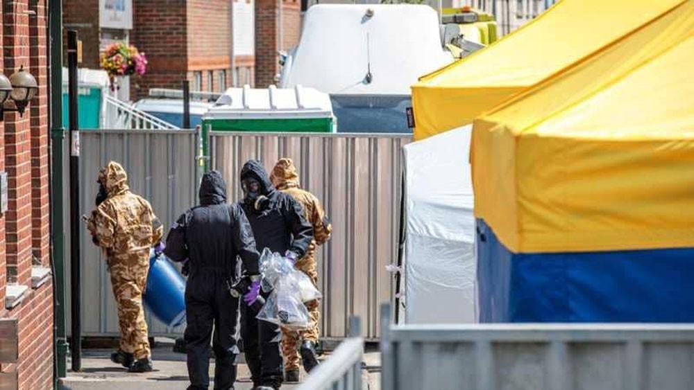 لندن تطالب منظمة حظر الأسلحة الكيميائية تمديد تحقيق نوفيتشوك