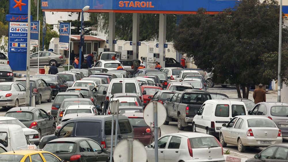 أزمة وقود في جنوب تونس بعد وقف ليبيا تهريب المحروقات