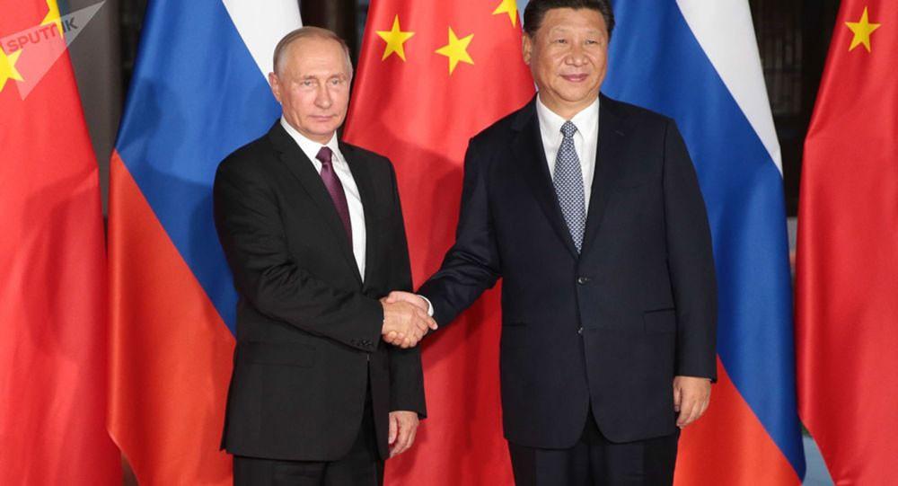 ارتفاع التبادل التجاري بين روسيا والصين خلال 7 أشهر
